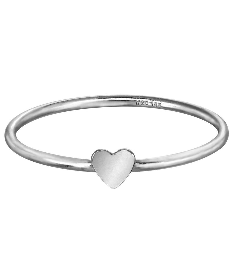 Heart Ring KOZAKH 6 Sterling Silver