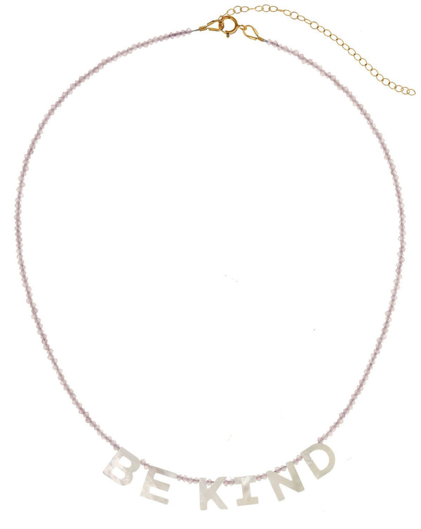Kind Necklace KOZAKH 14K Gold Filled