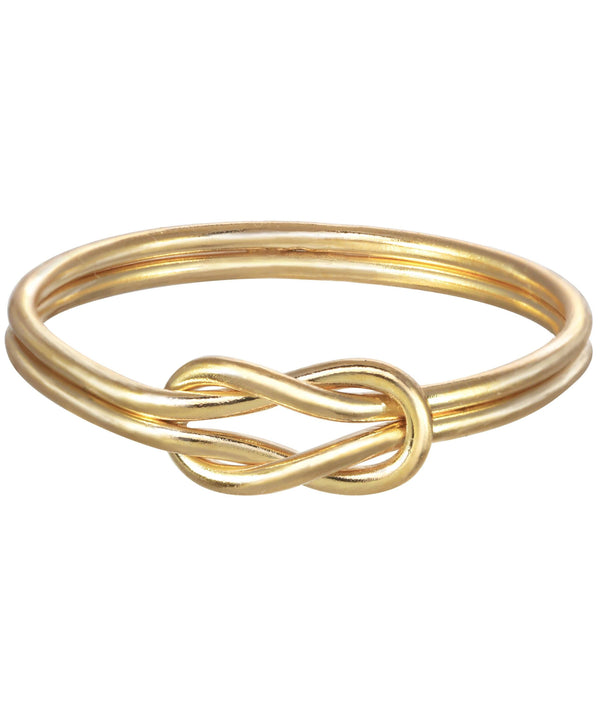 Knotted Ring KOZAKH