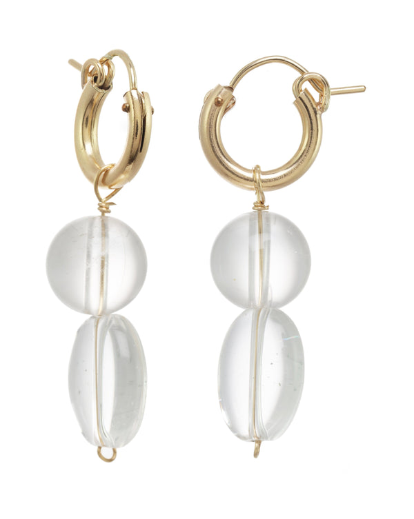 Lai Hoops Earrings KOZAKH