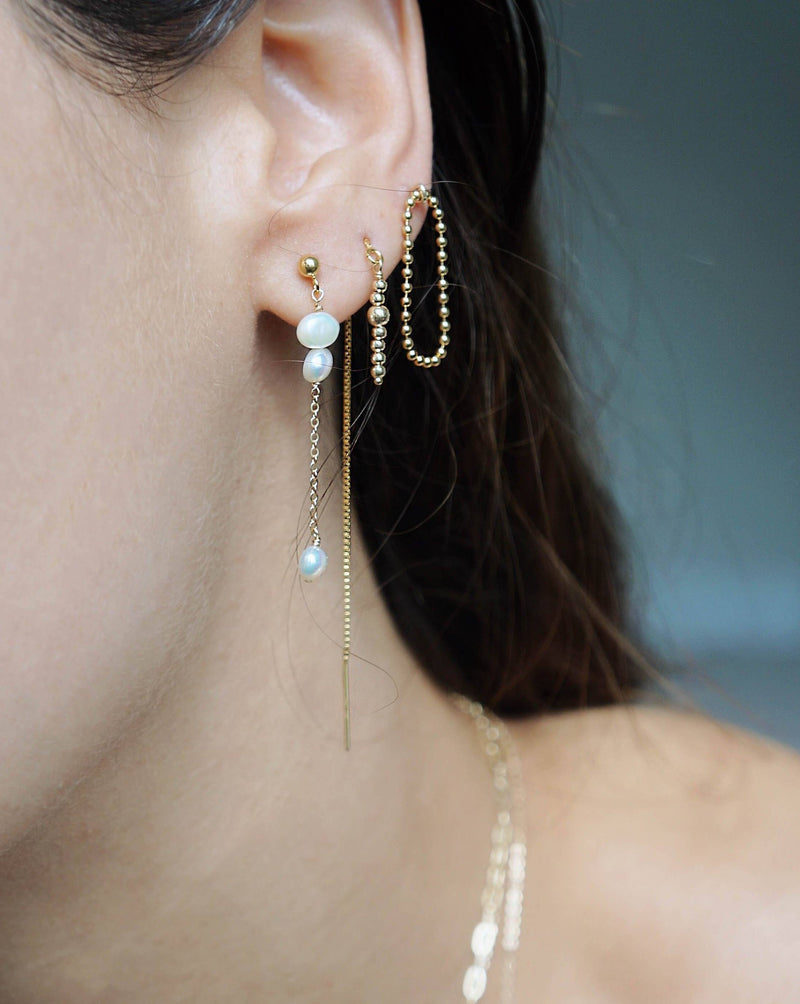 Lata Earrings KOZAKH
