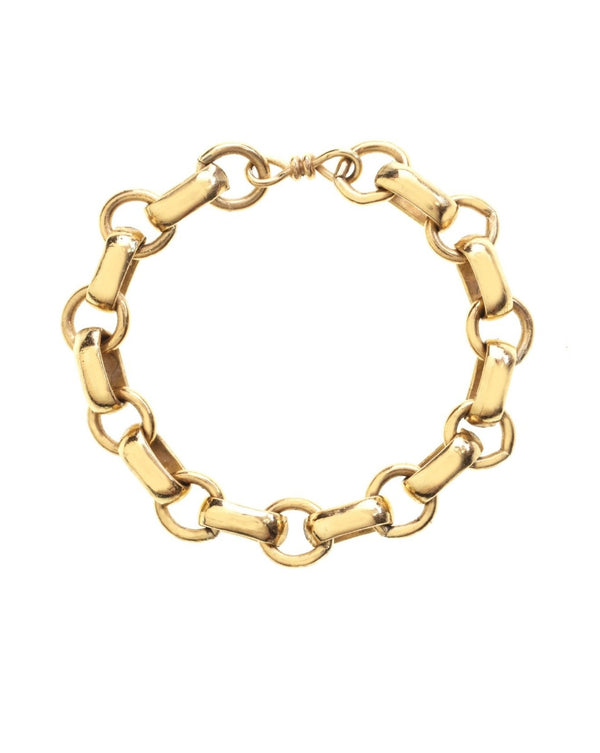 Linked Chain Ring KOZAKH
