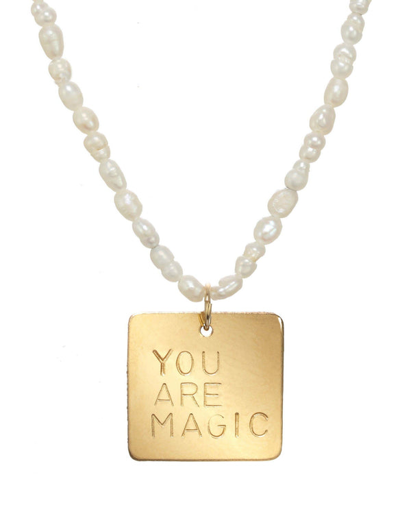Magic Necklace KOZAKH 14K Gold Filled