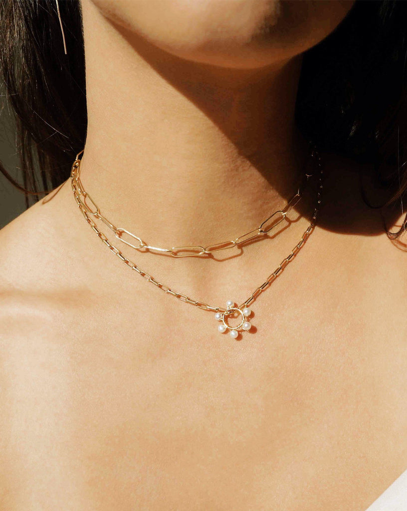 Muse Chain Necklace KOZAKH