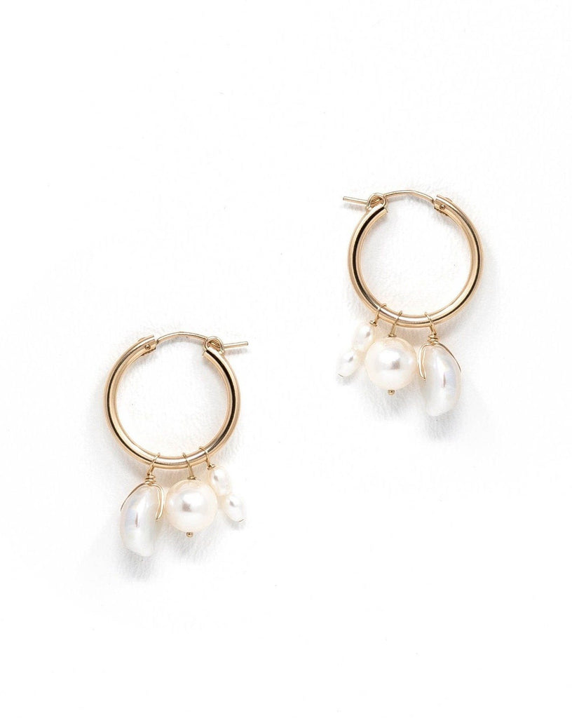 Nadia Hoop Earrings KOZAKH