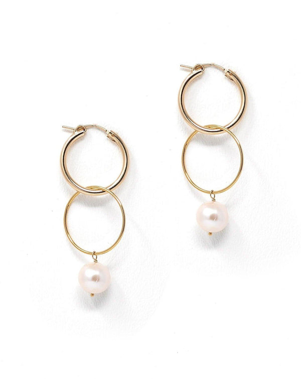 Nova Hoop Earrings KOZAKH