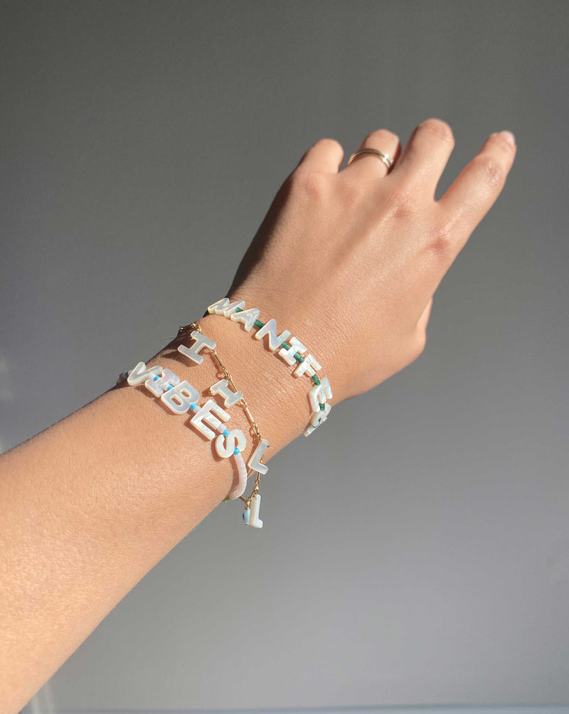 Shore Bracelet (customizable)