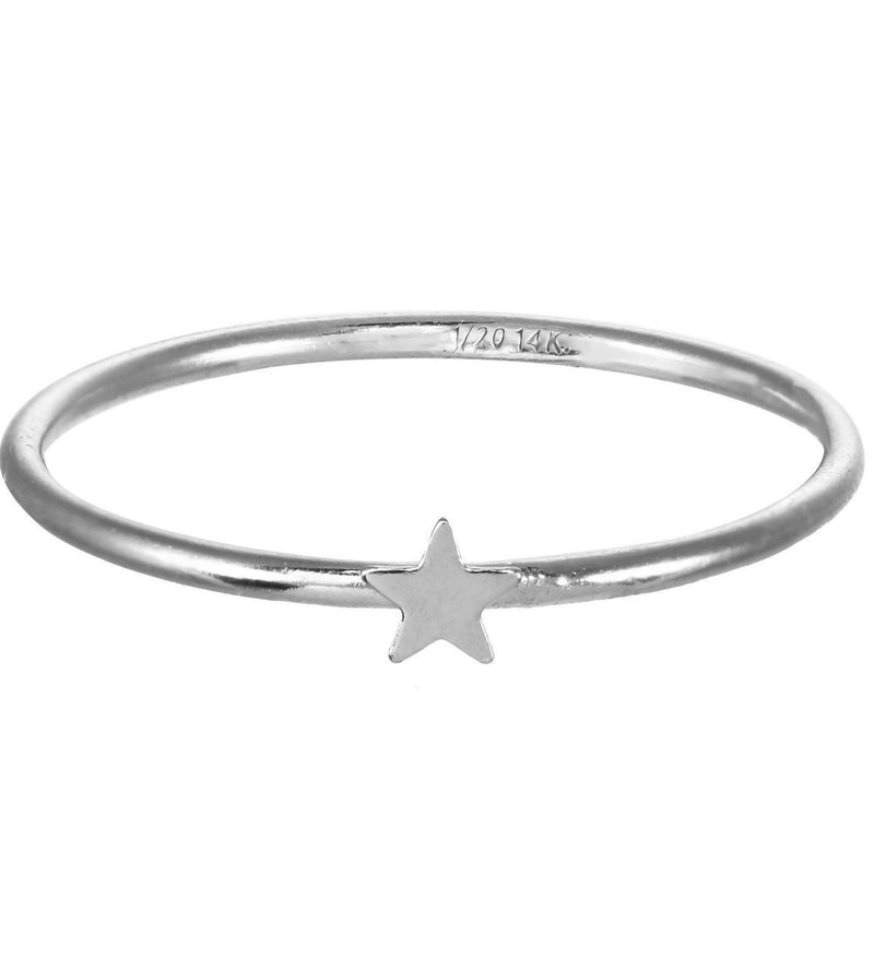 Star Ring KOZAKH 6 Sterling Silver