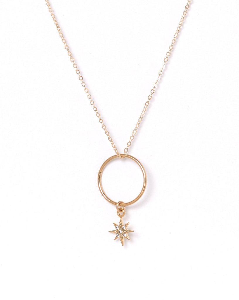 Starwish Necklace KOZAKH Jewelry