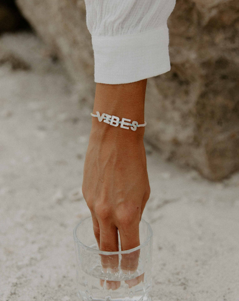 Vibes Bracelet (customizable)