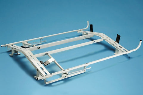 Double Locking Ladder Rack Ford Transit Connect Van 14-19 - Van Accessories Direct
