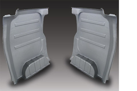 Cargo Wall Liners Chevy City Express 15-19 - Van Accessories Direct
