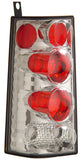 Custom Replacement Taillights Chevy Express , GMC Savana 03-08 - Van Accessories Direct