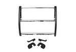 Front Chrome Center Grille Guard Chevy Express, GMC Savana 03-19 - Van Accessories Direct