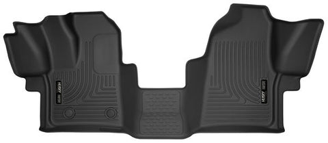 X-Act Contour Front 1pc Floor Liner Ford Transit 15-18 - Van Accessories Direct