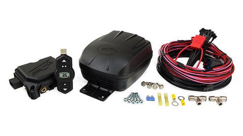 WirelessOne On-Board Air Compressor Systems - Van Accessories Direct