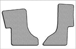 Touring Carpet Floor Mats Ford Econoline Van 2011-2014 - Van Accessories Direct