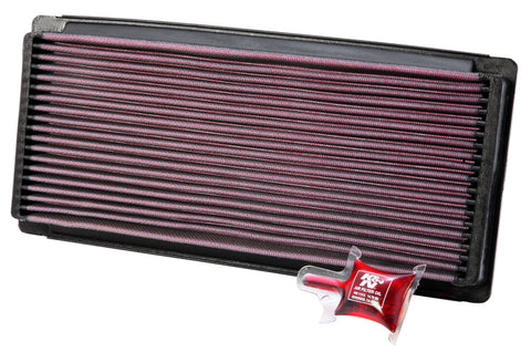 K&N Performance Replacement Air Filter Ford Econoline Van 92-96 - Van Accessories Direct