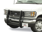 Front Black Full Grille Guard Ford Econoline Van 03-07 - Van Accessories Direct