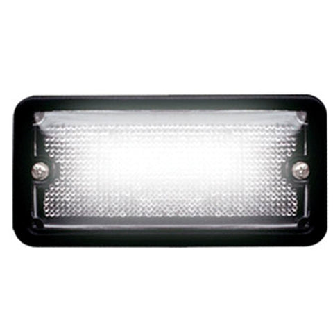 "Rectangular Dome Light 5-3/4"" x 2-3/4"" - Van Accessories Direct"