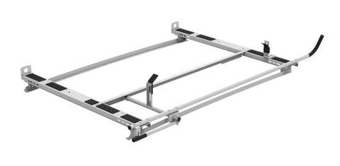 Clamp & Lock Van Ladder Rack Ford Transit Connect 2014-2019 - Van Accessories Direct