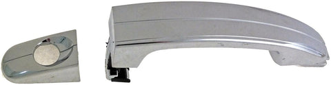 Replacement Chrome Door Handles Ford Transit Van 15-19 - Van Accessories Direct