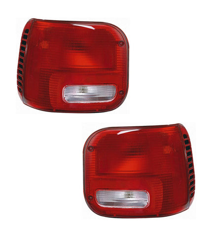 Factory Replacement Taillights Dodge Ram Van 94-03 - Van Accessories Direct