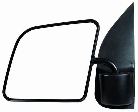 Replacement Manual Side Mirrors Ford Econoline Van 92-07 - Van Accessories Direct