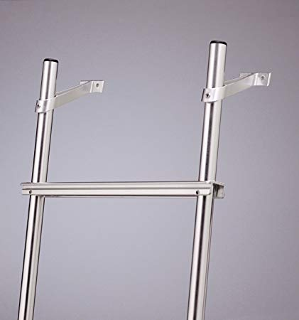 Aluminum Van Ladder - Chevy, Dodge, Ford, GMC - Van Accessories Direct