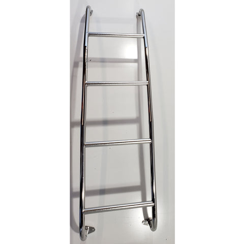 Stainless Steel Van Ladder Ford Econoline Van 1999-2018 - Van Accessories Direct