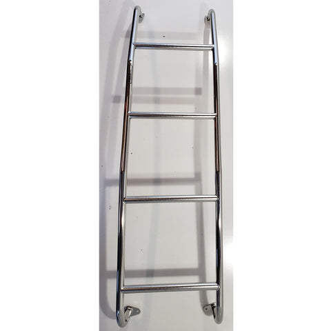 Stainless Steel Van Ladder Ford Econoline Van 1992-1998 - Van Accessories Direct