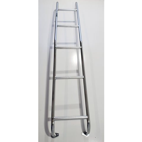 Stainless Steel Van Ladder Sprinter Van 2007-2018 - Van Accessories Direct