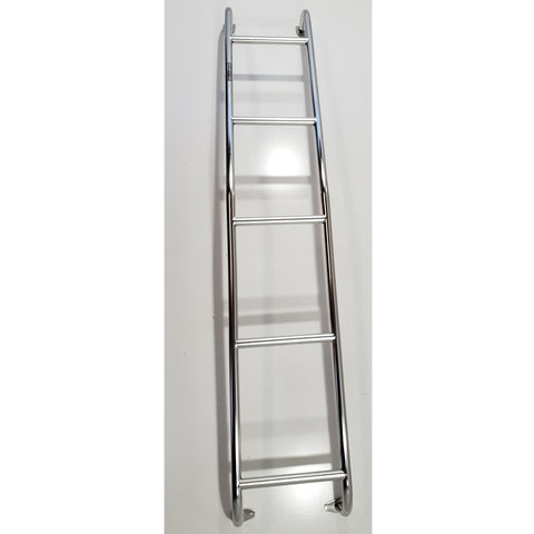 Stainless Steel Van Ladder Ram ProMaster Van 14-19 - Van Accessories Direct