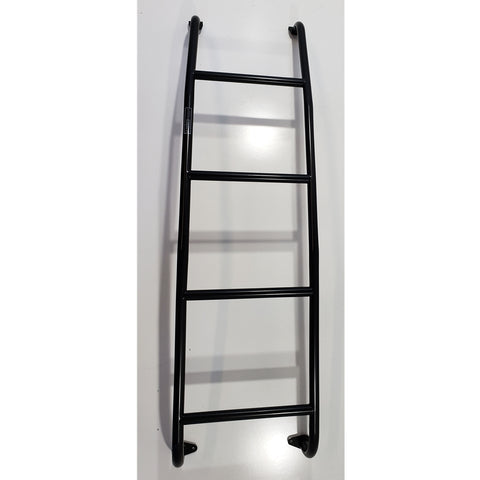 Black Van Ladder Chevrolet Express, GMC Savana Van 96-19 - Van Accessories Direct