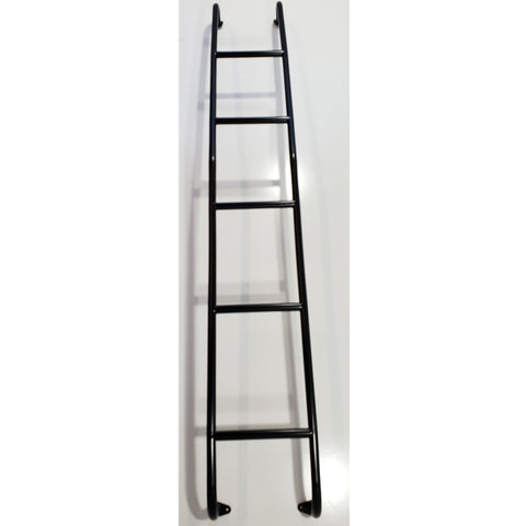 Black Van Ladder Nissan NV Full Size Van 12-19 - Van Accessories Direct