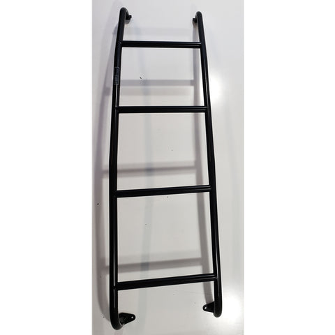 Black Van Ladder Ford Econoline Van 1999-2018 - Van Accessories Direct