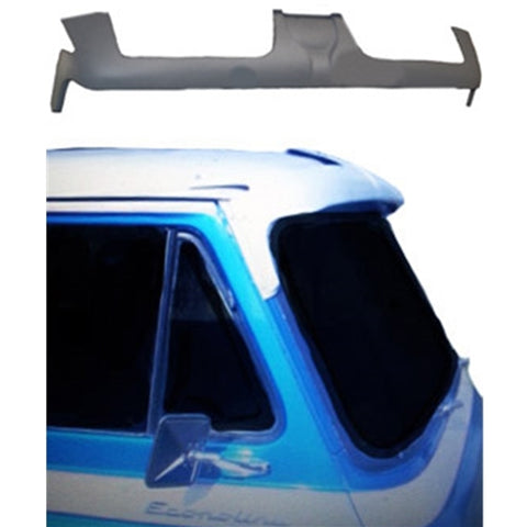 Custom Front Windshield Visor Ford Econoline Van 1961-1968 - Van Accessories Direct