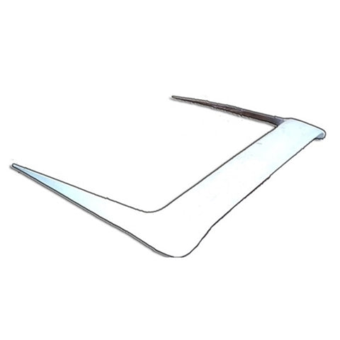 Odyssey Roof Spoiler Wing Dodge B-Series Van 1970-1993 - Van Accessories Direct