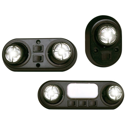 Europa Interior Directional Lights - Van Accessories Direct