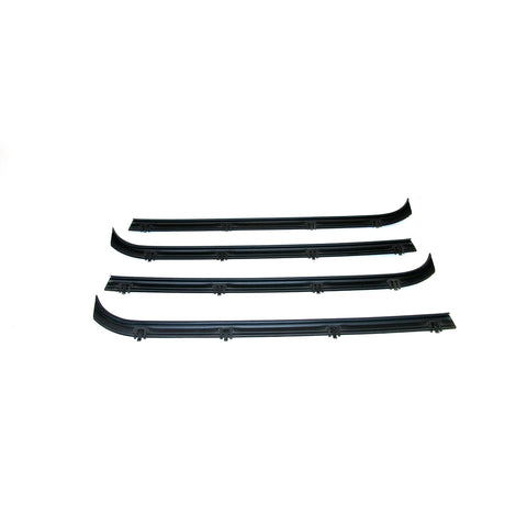 Replacement Belt 4pc Weatherstrip Chevrolet , GMC G-Series Van 71-96 - Van Accessories Direct