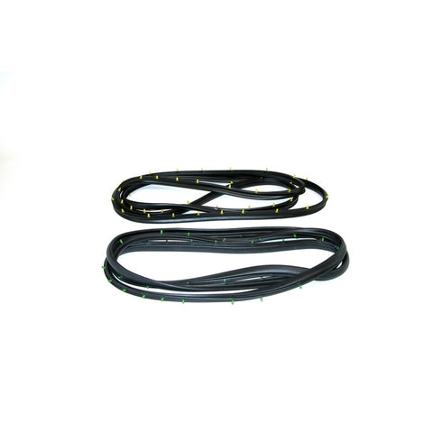 Replacement Front Door Seal Kit Chevrolet,GMC G-Series Van 78-96 - Van Accessories Direct