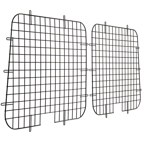 Window Security Screens Rear Cargo Doors Ford Econoline 1992-2017 - Van Accessories Direct