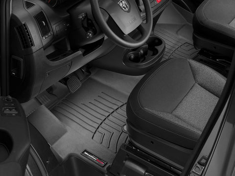 WeatherTech Molded 1pc Floor Liner RAM ProMaster Van 14-19 - Van Accessories Direct