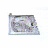 Factory Replacement Headlights Ford Econoline Van 92-96 - Van Accessories Direct