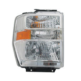 Factory Replacement Headlights Ford Econoline Van 08-18 - Van Accessories Direct