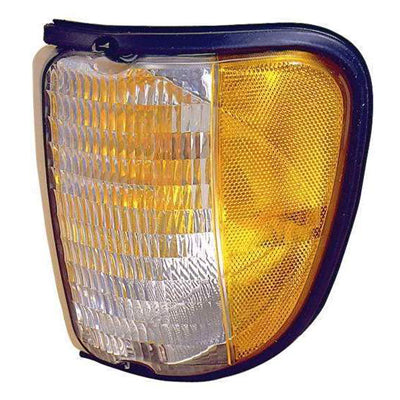 Factory Replacement Corner Lamps Ford Econoline Van 92-03 - Van Accessories Direct