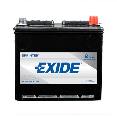 Exide Technologies Reaplcement Battery Chevrolet City Express 13-18 - Van Accessories Direct