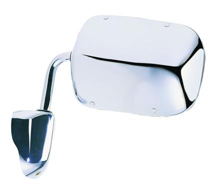 OE Replacement Side Mirrors Dodge B-Series Van 1984-1993 - Van Accessories Direct