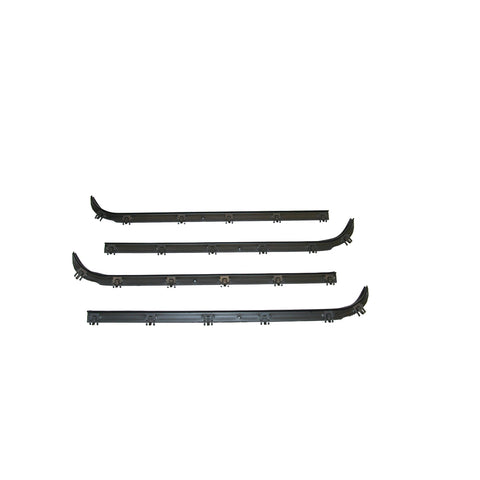 Replacement Belt Weatherstrip 4pc Kit Ford Econoline Van 75-91 - Van Accessories Direct