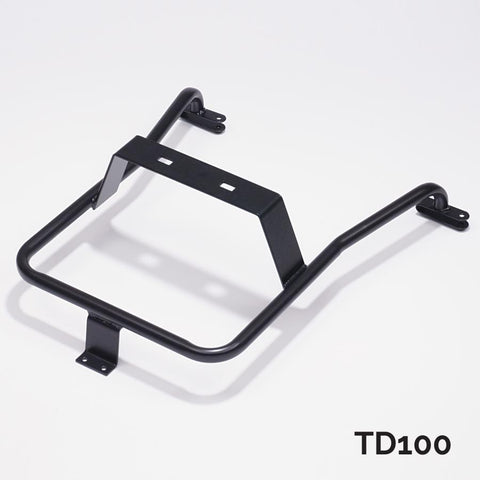 Rear Cargo Door Spare Tire Rack Dodge B-Series, Ram Van 1970-2003 - Van Accessories Direct
